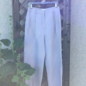 Wilfred with linen wide leg comfy pants